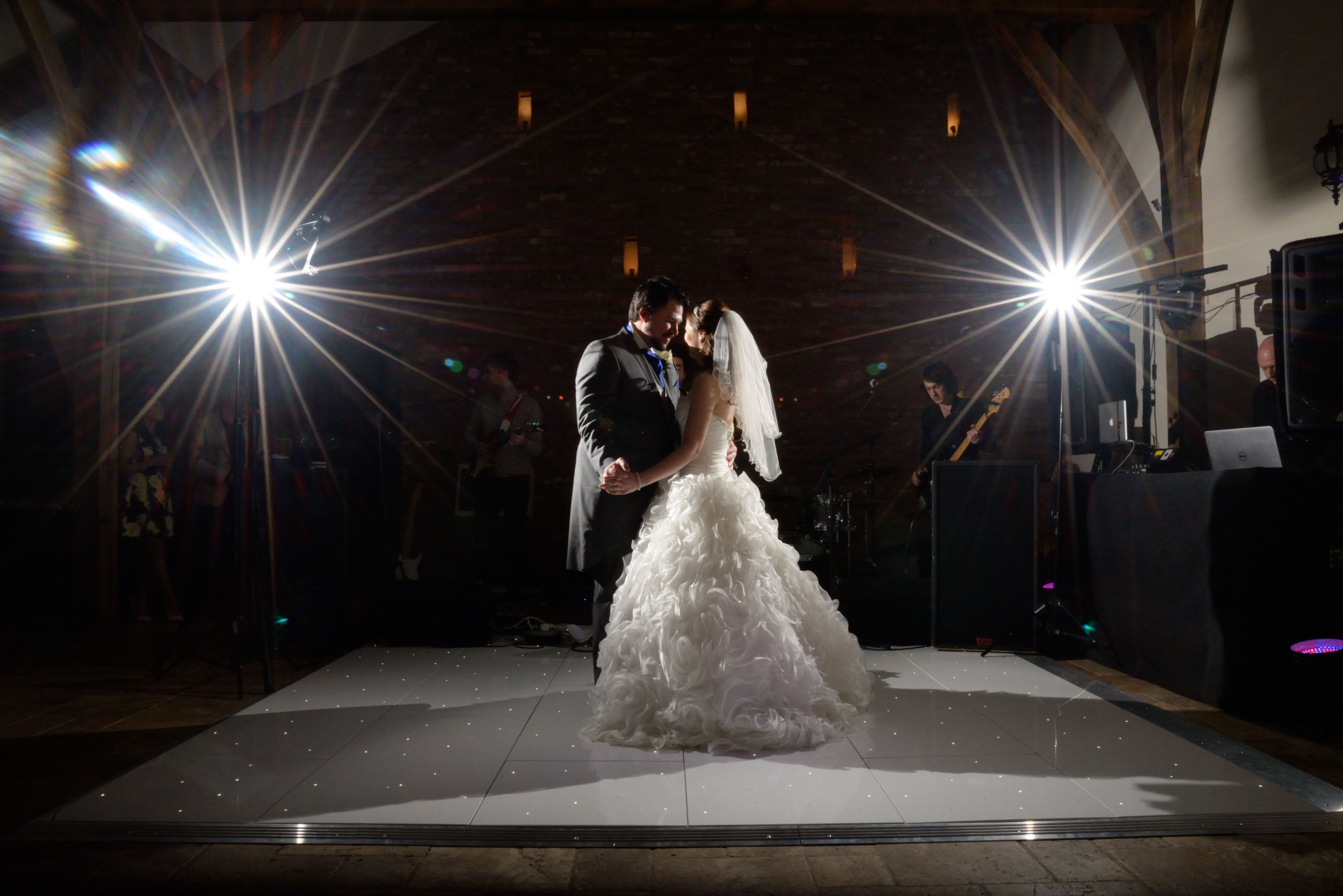 Wedding DJs & Starlit Dance Floor