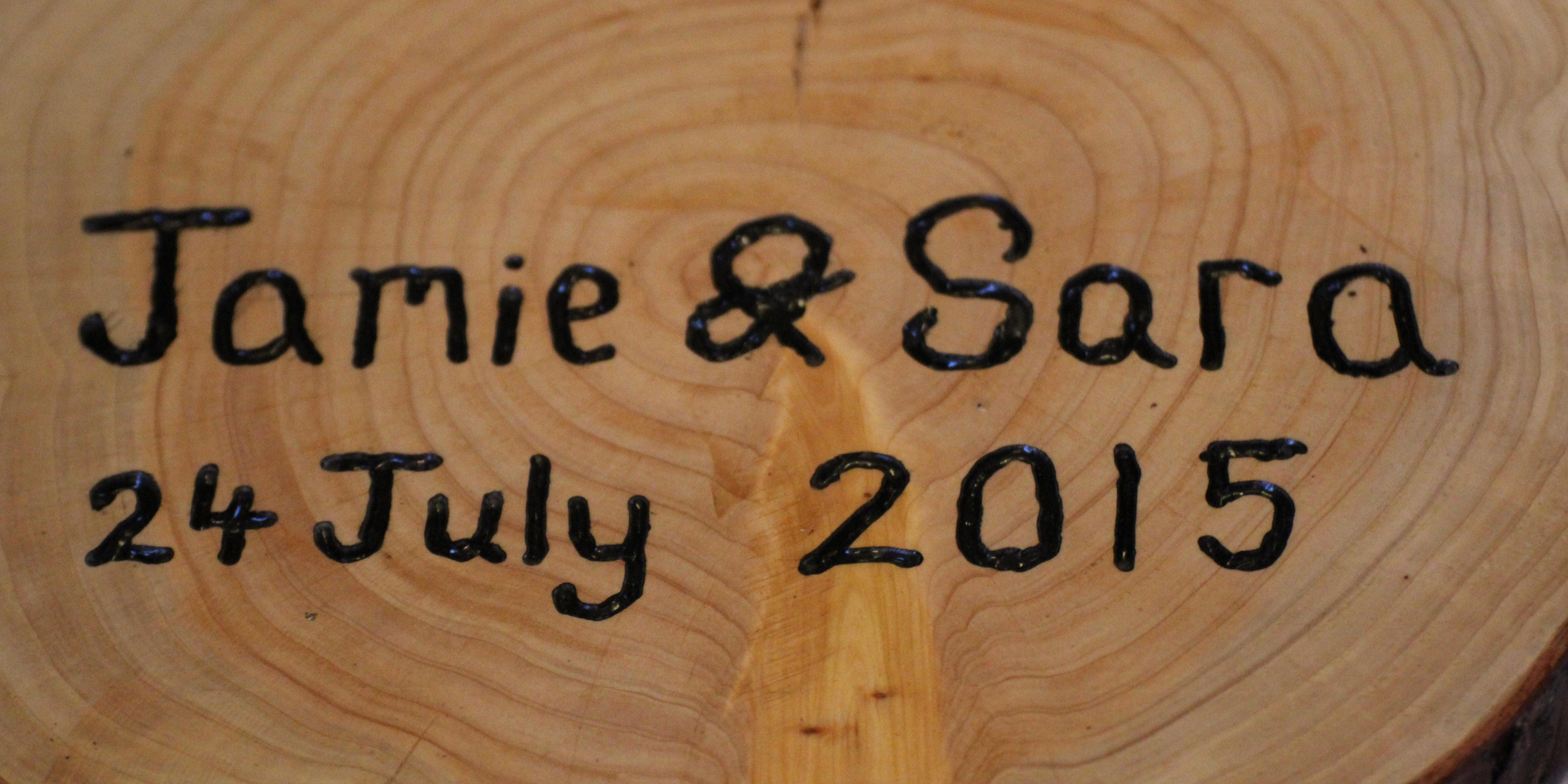 Jamie & Sara