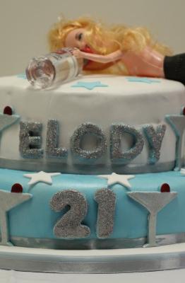 Elody's 21st