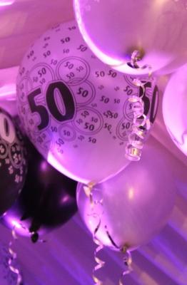 Lorrayne's 50th