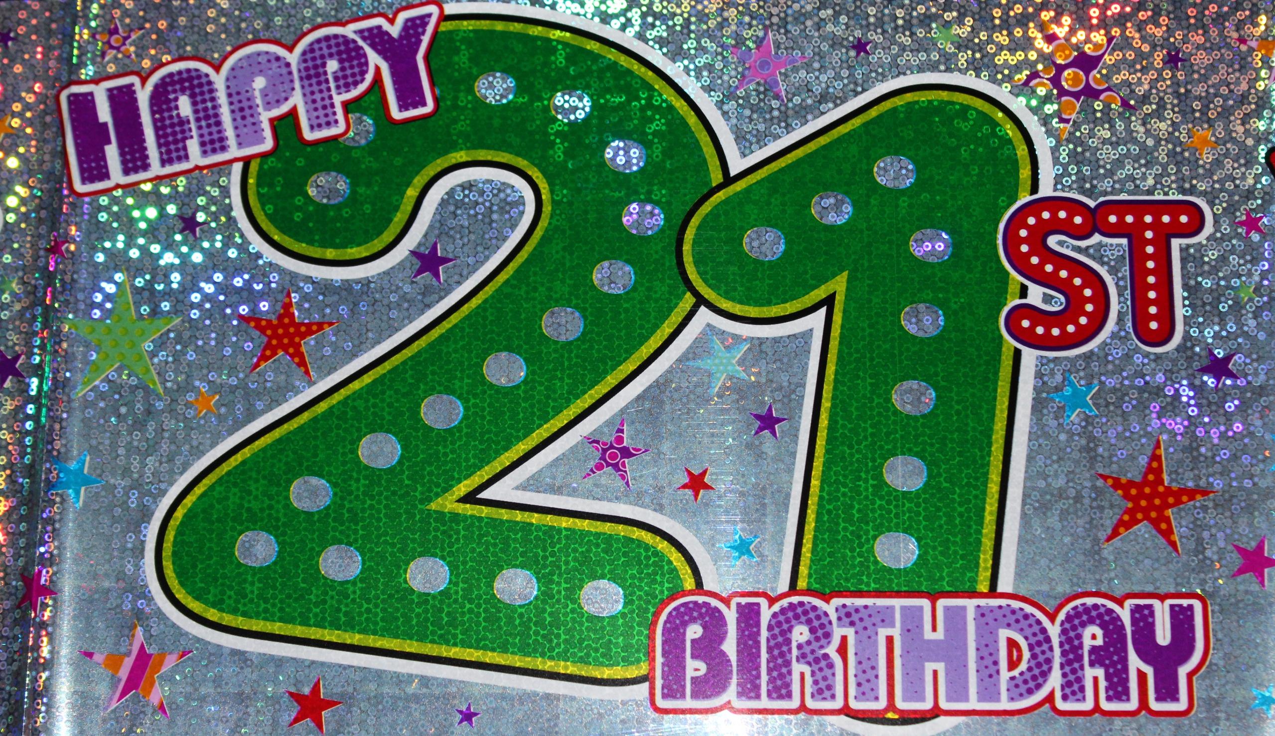 Joseph's 21st