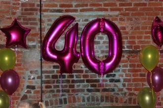 Donna's 40th