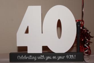Neil's 40th